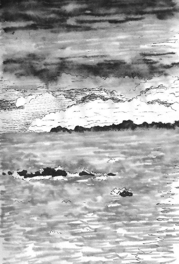 mémoire et la mer