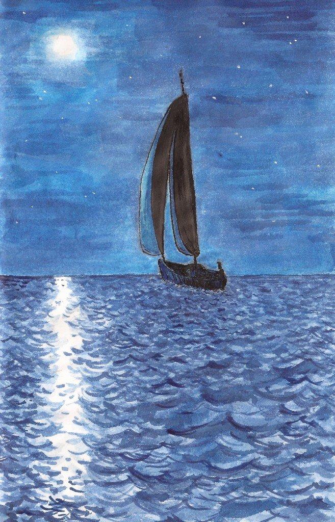 partir sur la mer