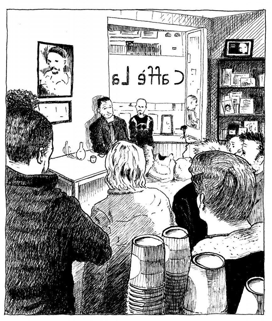 conférence caffè LaBo