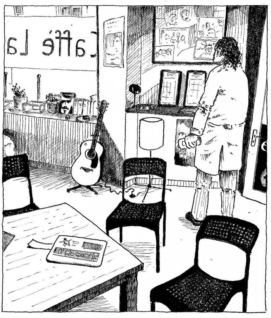 entrée caffè LaBo