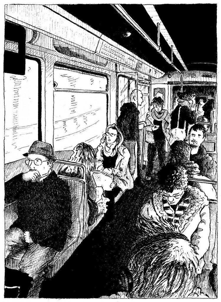 allée tramway