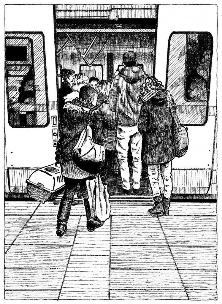 entrée.tramway