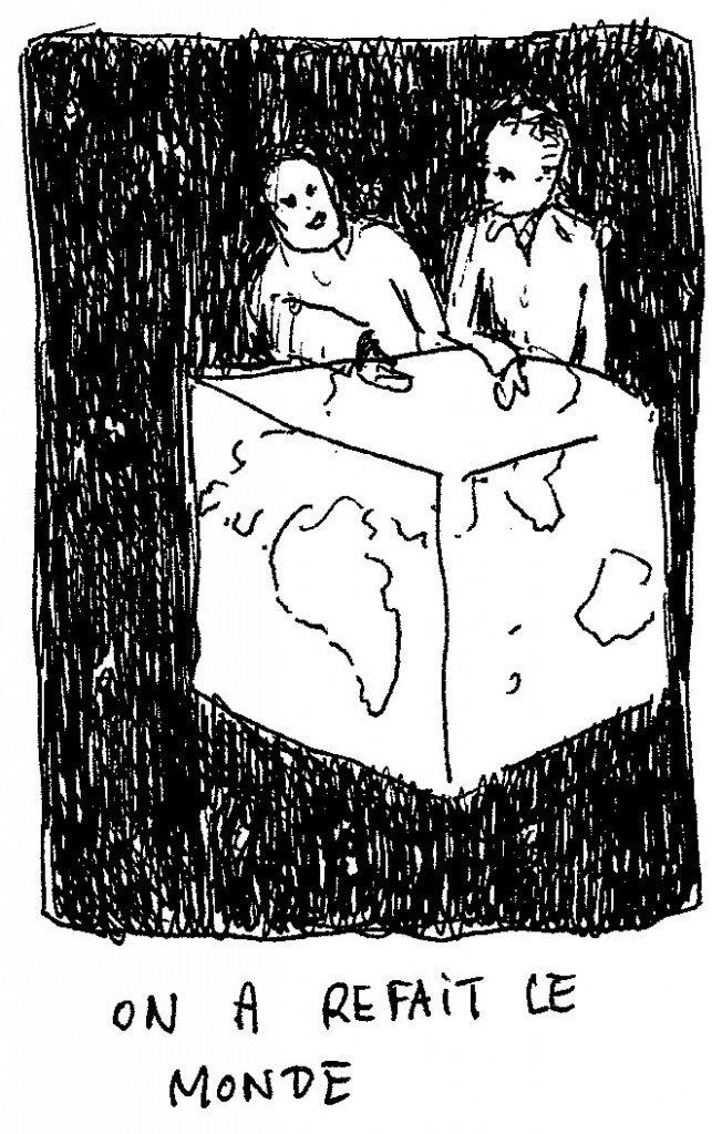 monde carré