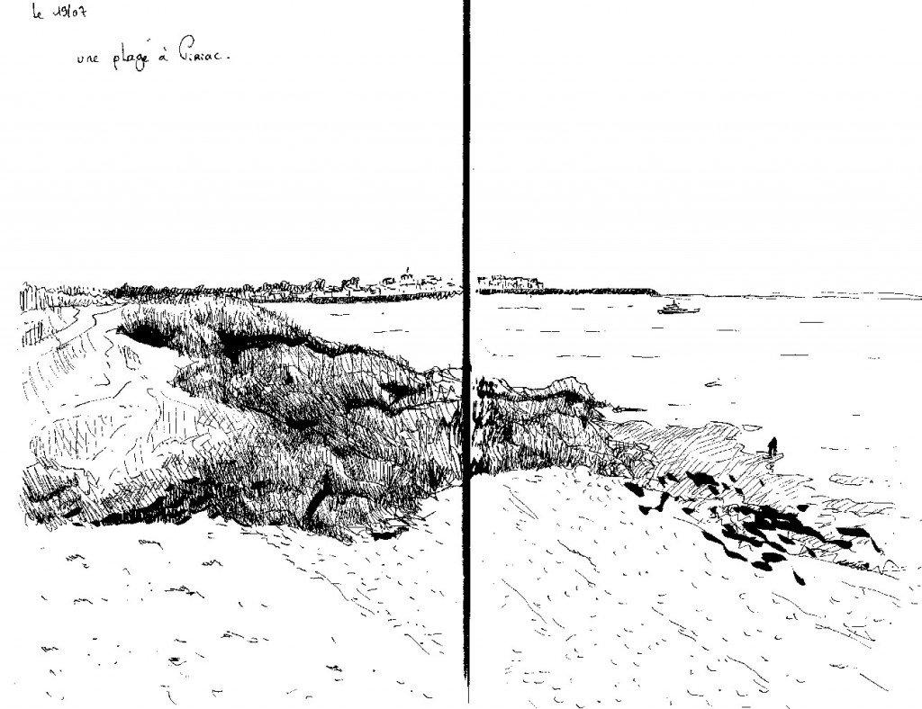 plage piriac