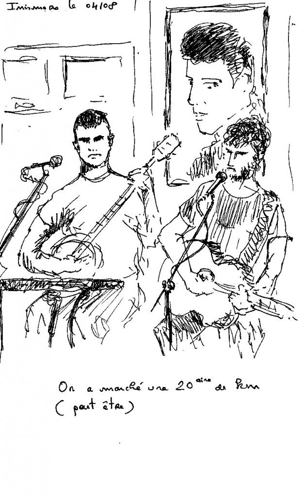 concert a inishmore