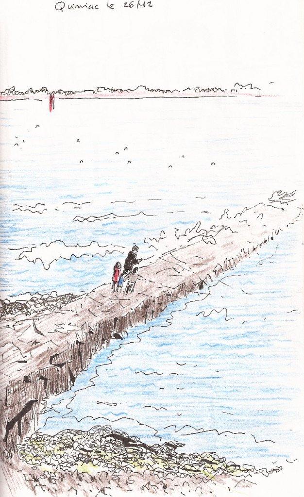 pêcheurs quimiac