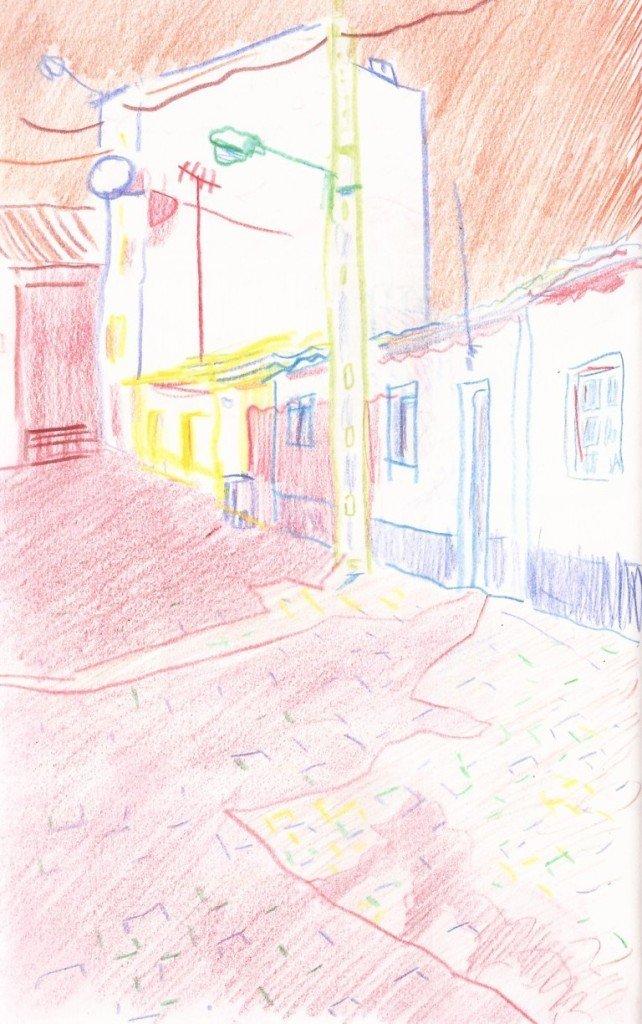 rue au portugal