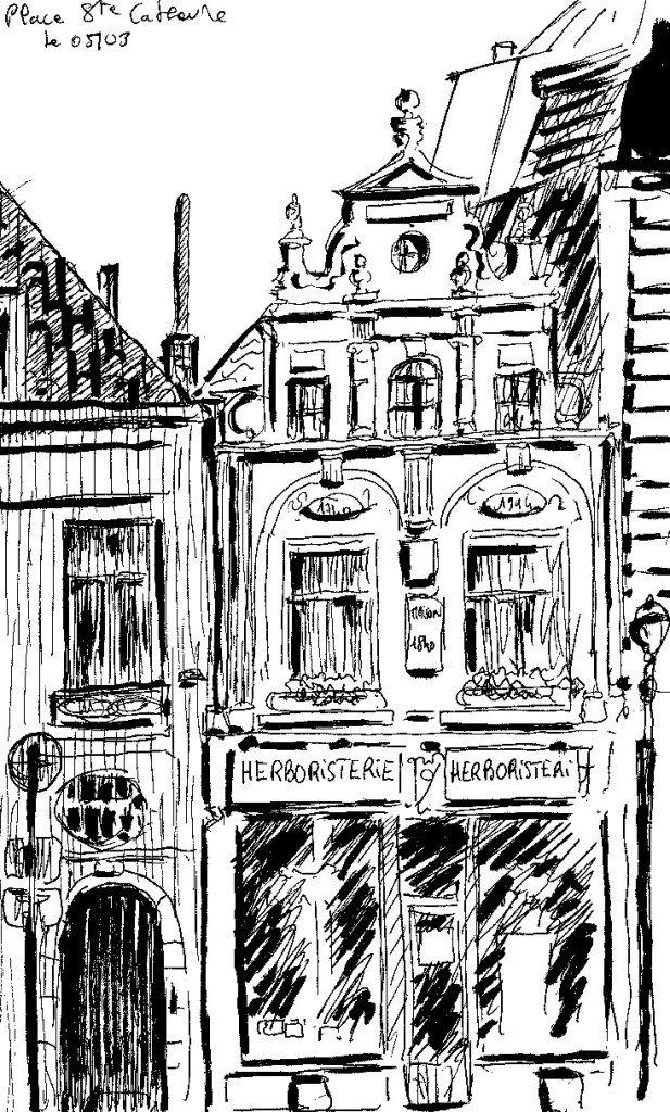 façades bruxelles