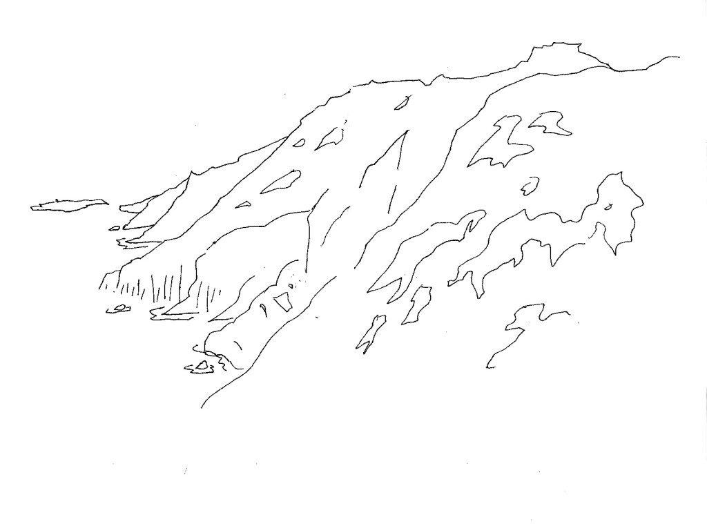 falaises donégal