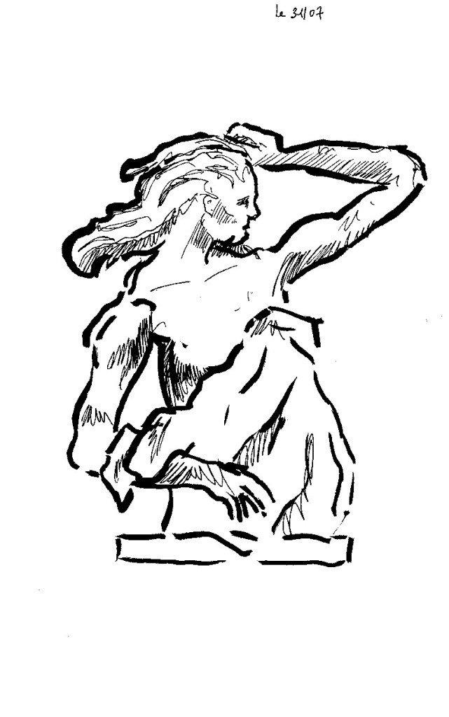 statue bruxelles