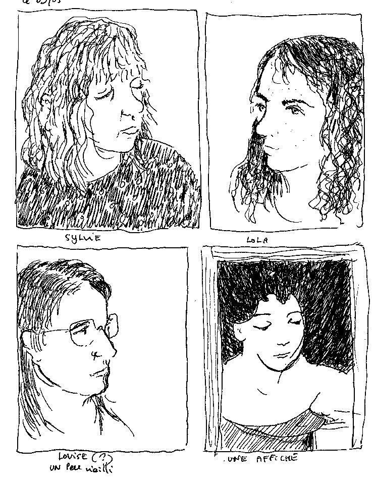 portraits croisés