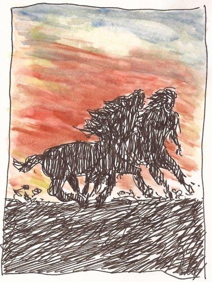 centaures couleurs