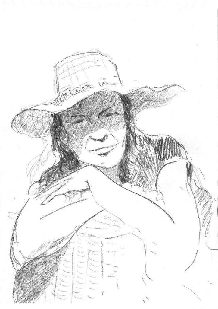 portrait d'emma
