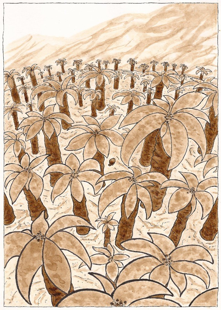 forêt de mégara
