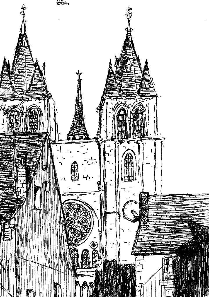 église de blois