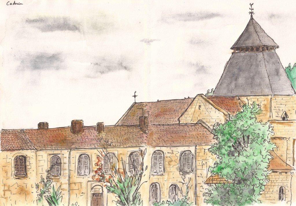 abbaye de cadouin